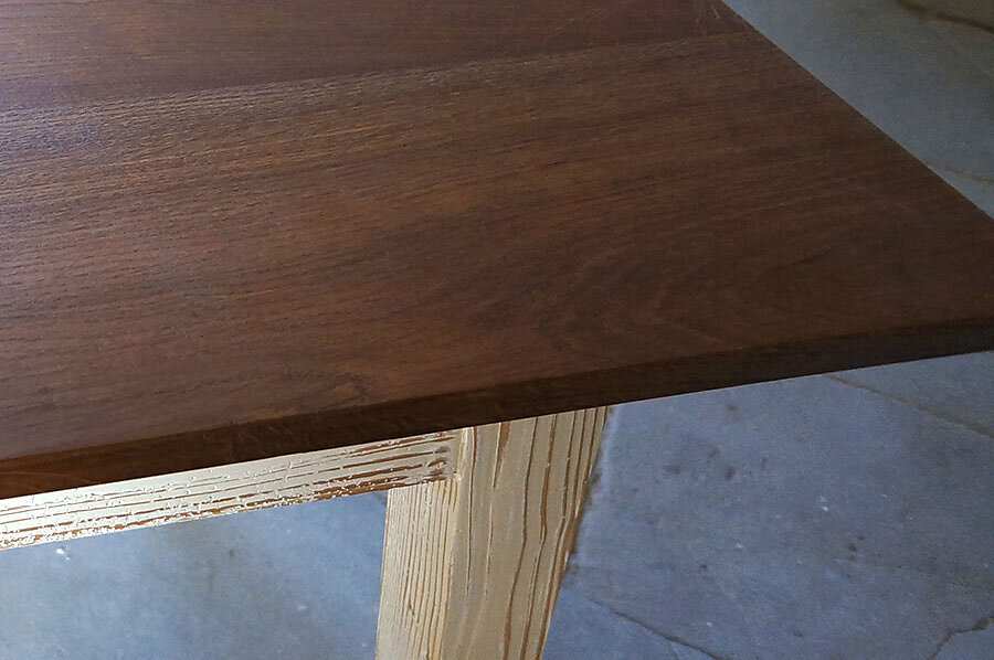 Solenn Design Eichenholzplatte